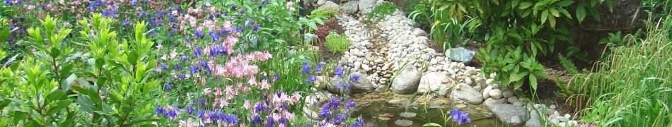 "Minigarten ""Akelei"""